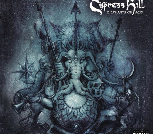 Cypress Hill Elephants On Acid Album Cover
