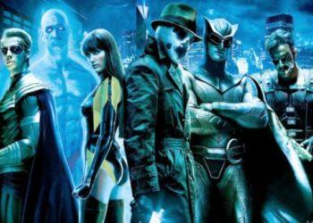 Artwork serie tv Watchmen