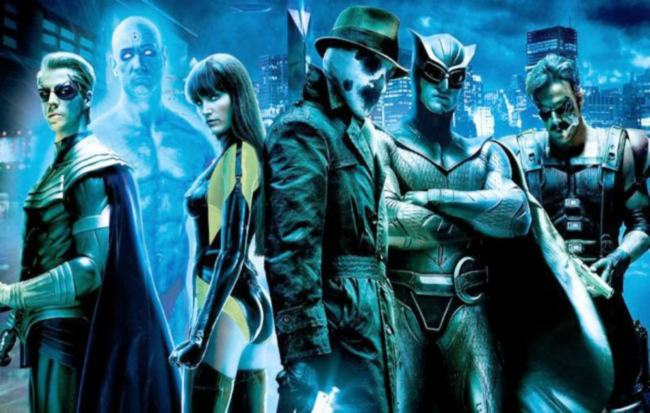 Artwork serie tv Watchmen