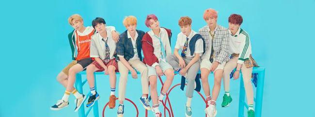 La K Pop Band BTS