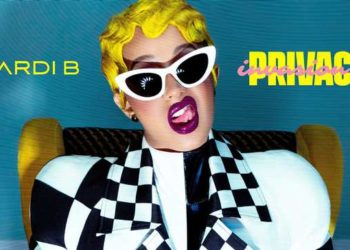 "La cover di ""Invasion of Privacy"" di Cardi B"