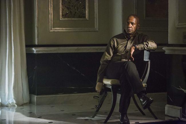 Denzel Washington in The Equalizer 2 - Senza perdono