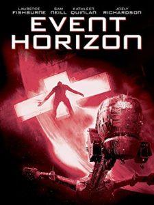 Event Horizon - migliori film horror Amazon Prime Video