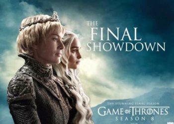 game of thrones: cersei e daenerys in primo piano