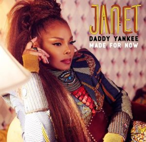 Janet Jackson Made For Now cover