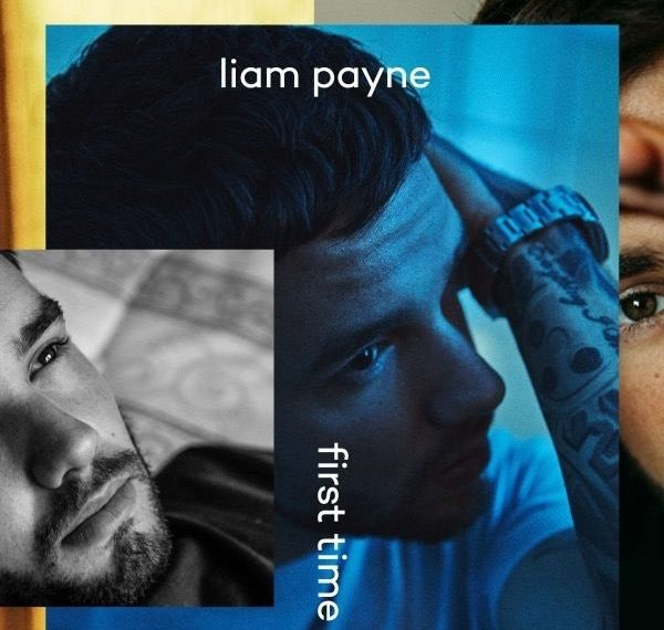 Liam Payne First Time foto EP