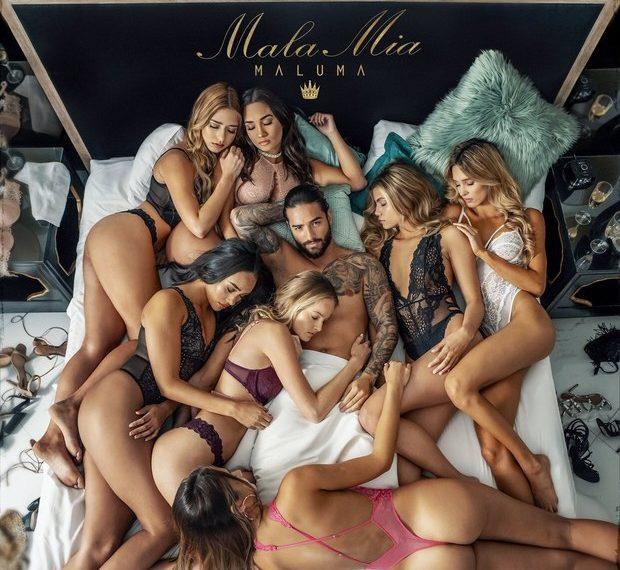 Maluma Mala Mia cover