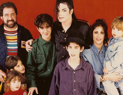 famiglia cascio e MJ