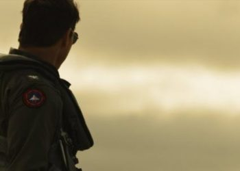 Top Gun 2 foto con Tom Cruise