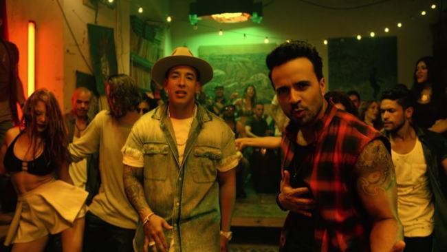 Luis Fonsi video Despacito foto