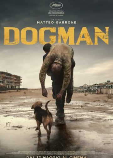 Locandina Dogman maggio