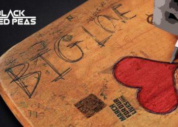 """Cover del singolo """"Big Love"""" dei Black Eyed Pease"""