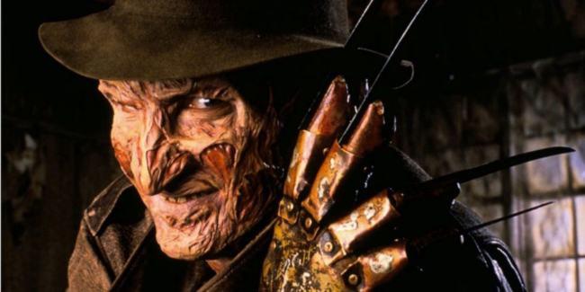 Freddy Krueger come Nightmare