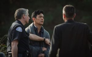 Searching recensione - John Cho