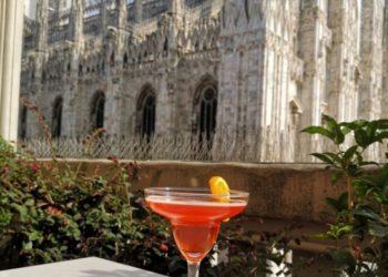 aperitivo Terrazza Aperol Milano