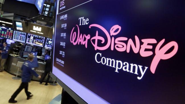 Disney company cartellone