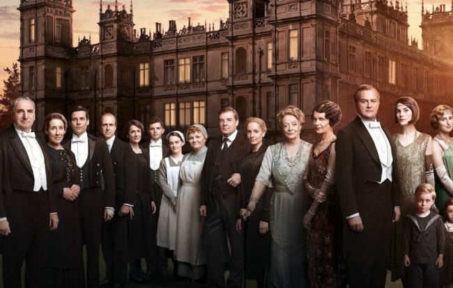 """I personaggi di """"Downton Abbey"""""""