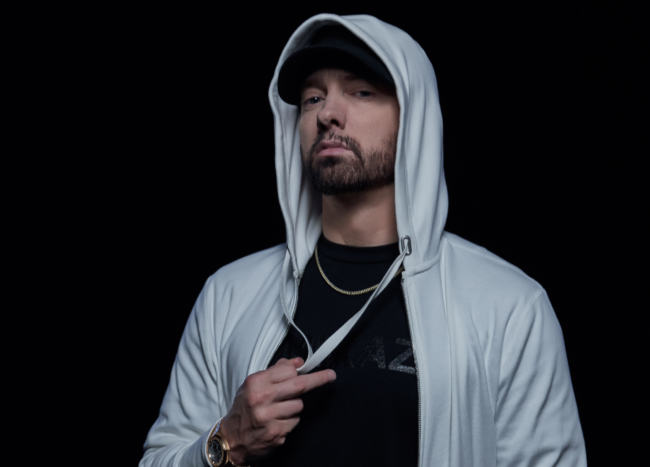 Eminem ft Juice Wrld Godzilla