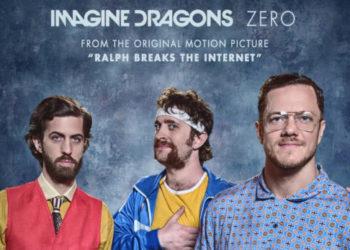 """Cover di """"Zero"""" degli Imagine Dragons"""