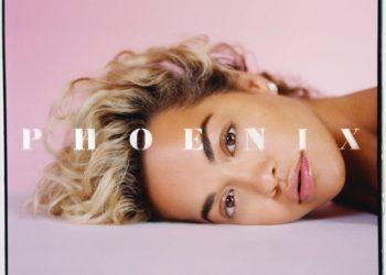 Rita Ora album Phoenix cover