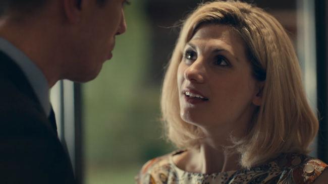Jodie Whittaker in Black Mirror