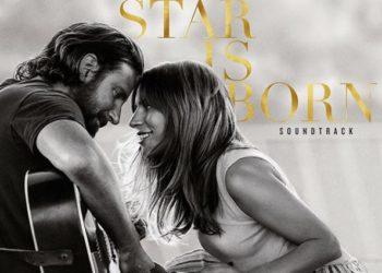 La cover della colonna sonora di A Star Is Born