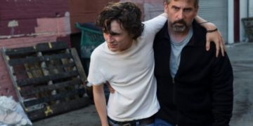Una scena del film Beautiful Boy