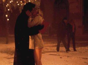 il diario di Bridget Jones,come uscire sotto la neve per baciare un uomo - film da vedere in inverno