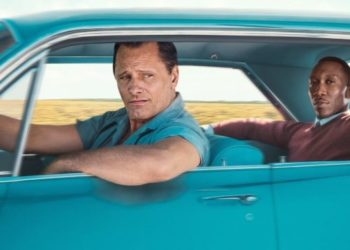 I protagonisti del film Green Book