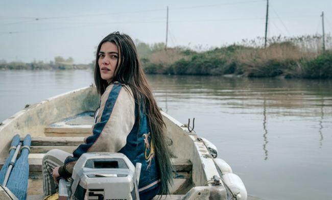 Pina Turco nel film Il Vizio della Speranza