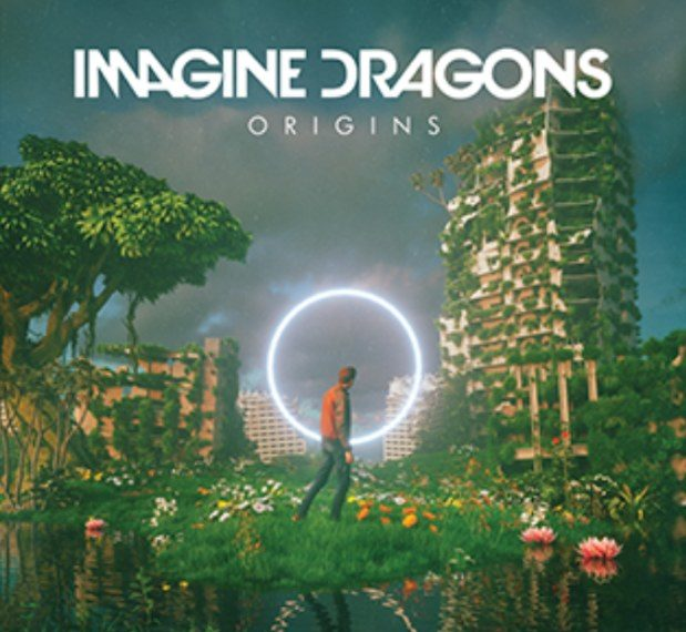 Imagine Dragons album Origins Cover