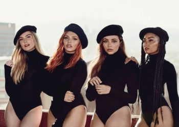Little Mix Woman Like Me cover