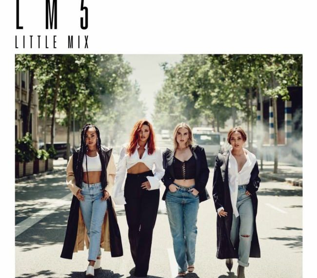 Little Mix LM5 standard edition