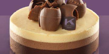 La mousse ai 3 cioccolati di Ernst Knam