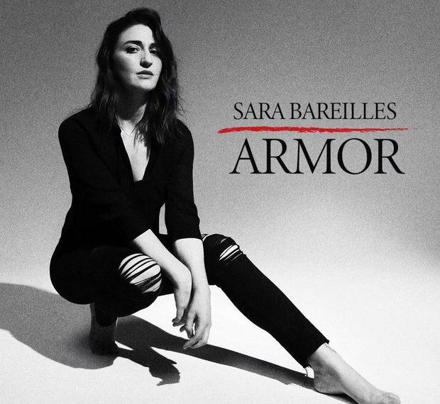Sara Bareilles Armor cover