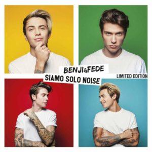 copertina di Siamo Solo Noise Limited Edition