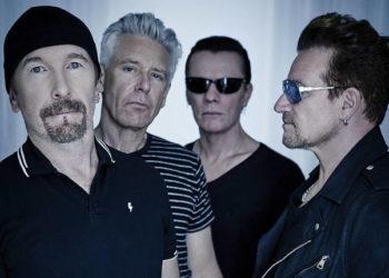U2 band foto 2018