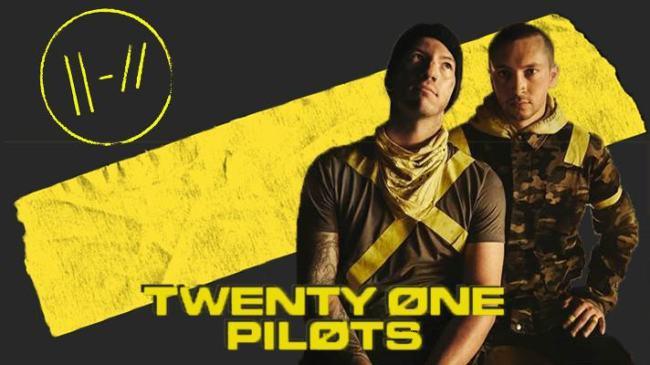 twenty one pilots cover album e cantanti