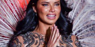 Adriana Lima Addio a Victoria's Secret 2
