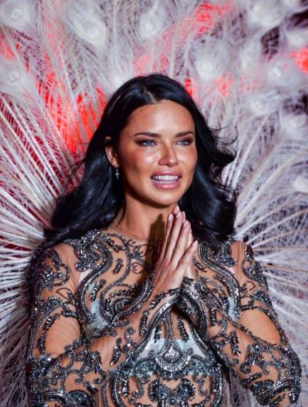 Adriana Lima Addio a Victoria's Secret 2