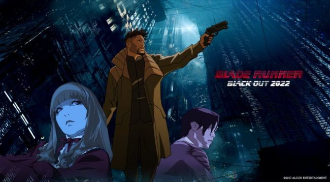 serie tv anime Blade Runner
