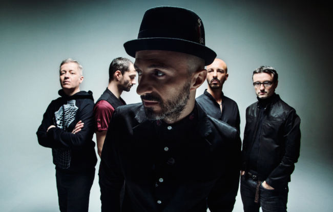 Subsonica band