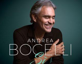 """Album Andrea Bocelli """"Sì"""""""
