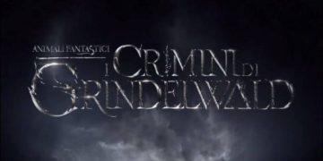 Locandina di Animali Fantastici - I Crimini di Grindelwald
