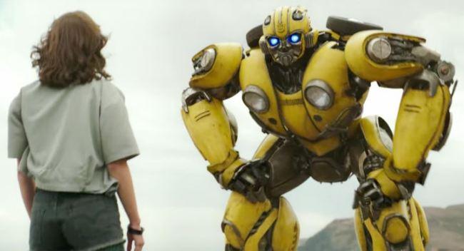 Bumblebee (2018): l'atteso spin-off della saga dei Transformers!