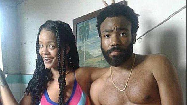 Donald Glover e Rihanna saranno i protagonisti di Guava Islanda