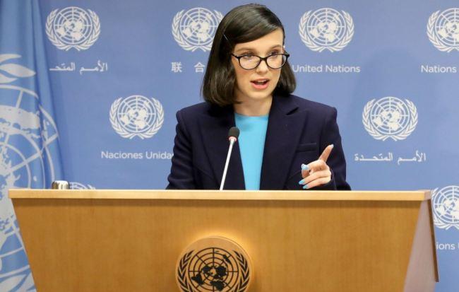 Millie Bobby Brown diventa l'ambasciatrice UNICEF più giovane della storia