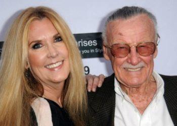 Stan Lee e la figlia J.C Lee