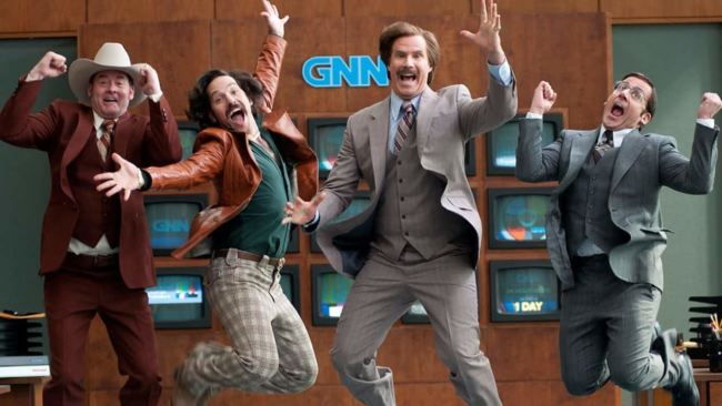 scena film anchorman