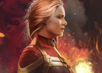 """Brie Larson nel nuovo film Marvel dell'eroina """"Captain Marvel"""""""